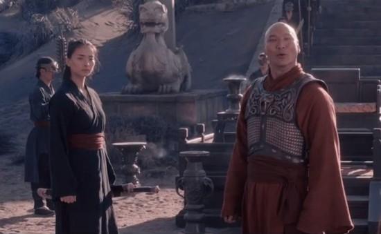 """""""Đả nữ"""" Ngô Thanh Vân tham gia Ngọa hổ tàng long 2"""