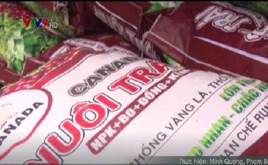 Xử phạt hơn 200 triệu đồng cơ sở sản xuất phân bón mắc sai phạm