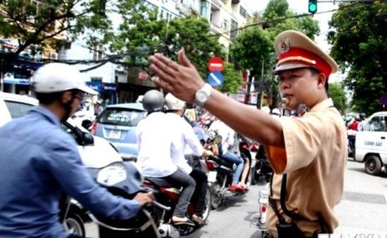 Đảm bảo trật tự, an toàn giao thông dịp giáp Tết