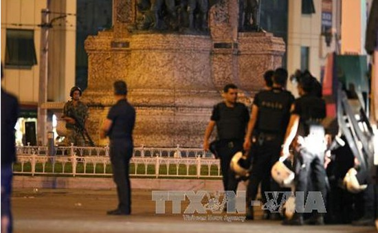 Phản ứng các nước về âm mưu đảo chính ở Thổ Nhĩ Kỳ