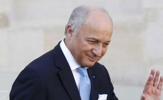 Ngoại trưởng Pháp Fabius tuyên bố rời nhiệm sở