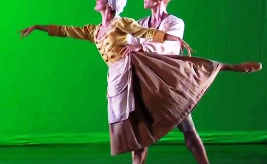 Biểu diễn ballet chào mừng 20 năm quan hệ Hà Nội - Toulouse