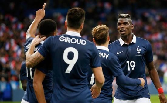 Tuyển Pháp mang phong cách Brazil tranh danh hiệu EURO 2016
