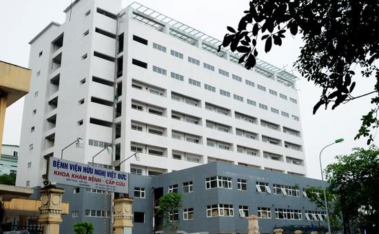 Bác sĩ bệnh viện Việt Đức mổ nhầm chân bệnh nhân