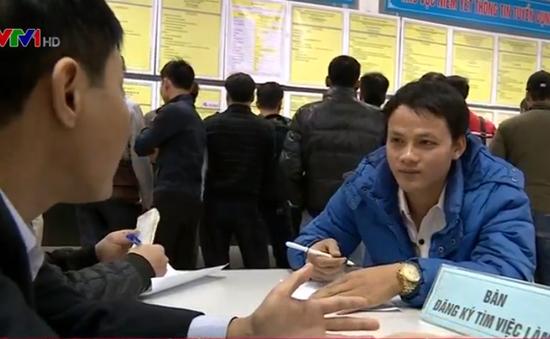 Phiên giao dịch việc làm cho lao động trở về từ Hàn Quốc