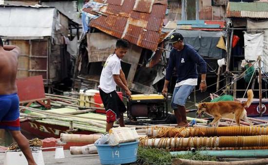 Philippines khắc phục hậu quả sau bão Sarika