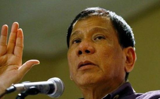 Tổng thống Philippines yêu cầu điều tra 5 lãnh đạo ngành cảnh sát