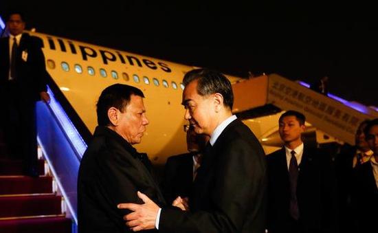 Philippines khẳng định không cắt đứt quan hệ đồng minh với Mỹ