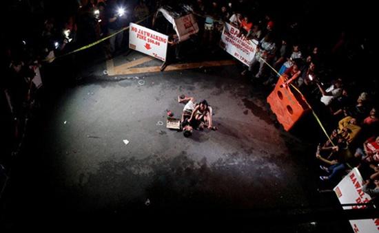Tranh cãi về chiến dịch truy sát tội phạm ma túy tại Philippines