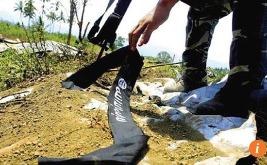 Phiến quân mang cờ IS cướp ngục tại Philippines