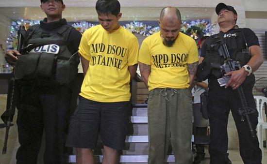 Philippines báo động khủng bố ở cấp cao nhất