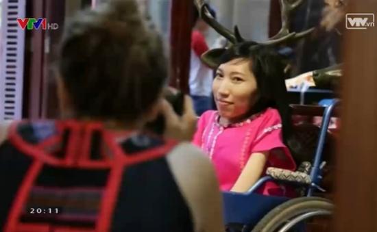 VTV Đặc biệt tháng 4: Vẻ đẹp của những phụ nữ khuyết tật (21h10, VTV1)
