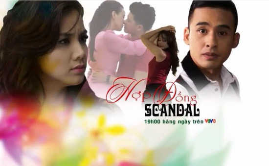 """Trang Nhung vướng vào cám dỗ của showbiz trong """"Hợp đồng scandal"""""""