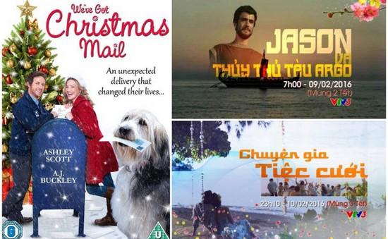 Đón xem 3 phim Mỹ đặc sắc dịp Tết Nguyên đán trên VTV3