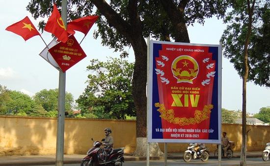 Việt Nam trong tuần (15-21/5): Cả nước sẵn sàng cho ngày hội bầu cử