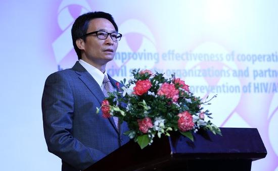 Các tổ chức xã hội đóng góp quan trọng trong phòng, chống HIV