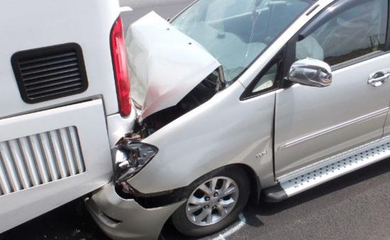 Liên tiếp xảy ra tai nạn trên các tuyến đường cao tốc ở TP.HCM