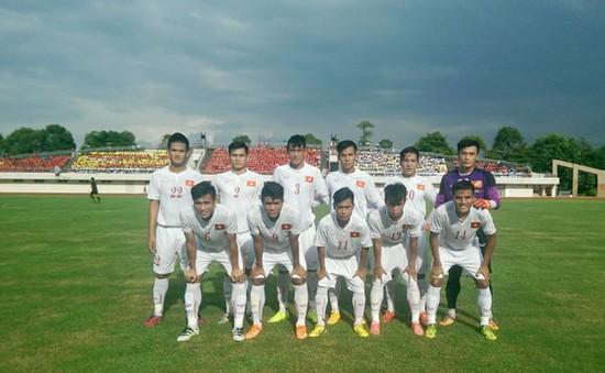 U19 Việt Nam xuất sắc đánh bại đội B của CLB số 1 Trung Quốc