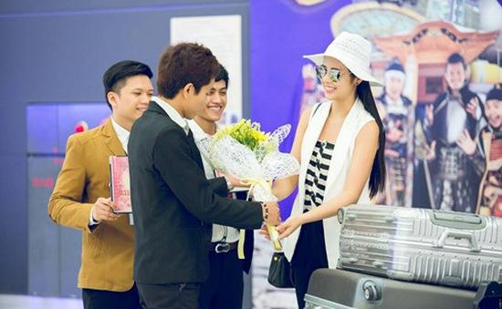 Ngọc Hân làm giám khảo cuộc thi Hoa hậu tại Nhật Bản