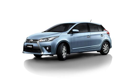 Toyota Yaris 2016 về Việt Nam với giá từ 636 triệu đồng