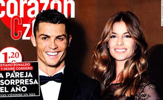 C.Ronaldo hẹn hò với cựu Hoa hậu Tây Ban Nha