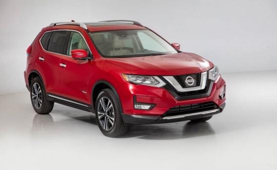 Nissan X-Trail chưa về Việt Nam đã nâng cấp bản 2017