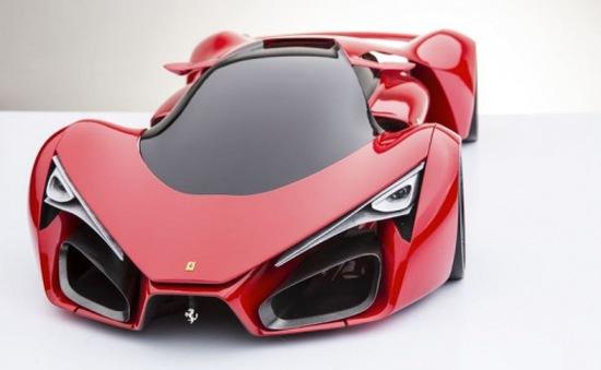 Mẫu xe thể thao Ferrari F80 sẽ thống trị thế giới trong tương lai