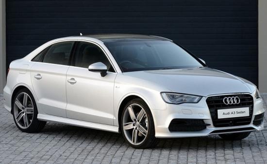 Audi triệu hồi hơn 80.000 xe lỗi đèn ngoại thất