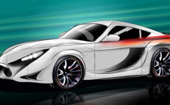 Mẫu xe Toyota Supra bị rò rỉ ảnh thiết kế