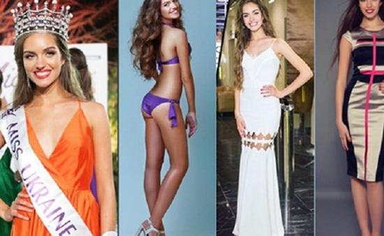 Hoa hậu Ukraine 2016 không biết Thủ tướng nước mình là ai