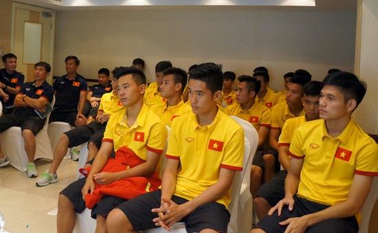 Đại diện AFC và LĐBĐ Bahrain xin lỗi U19 Việt Nam vì nhiều sự cố trước trận tứ kết