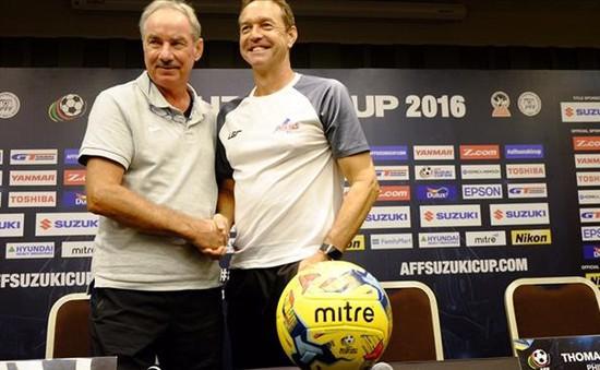 HLV Riedl tự tin cùng Indonesia quyết thắng 2 trận còn lại tại AFF Cup 2016