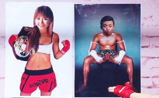 Trấn Thành và Hari Won lộ ảnh hài hước, Á hậu Hoàng Oanh tình cảm bên bạn trai