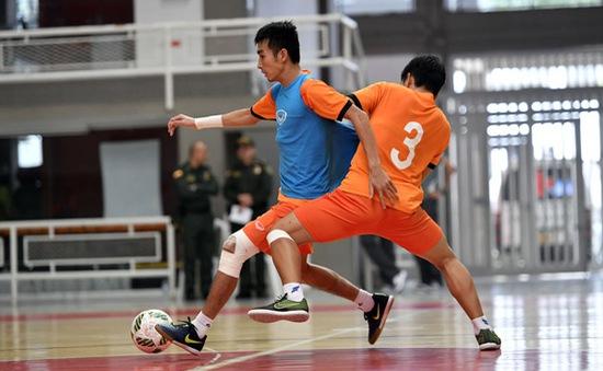 ĐT Futsal Việt Nam dự giải quốc tế tại Trung Quốc
