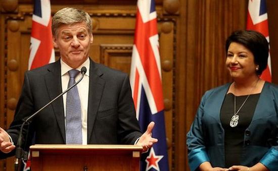 Tân Thủ tướng New Zealand tuyên thệ nhậm chức
