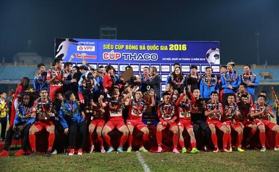 Siêu Cúp Quốc Gia – Phần thưởng cho Than Quảng Ninh