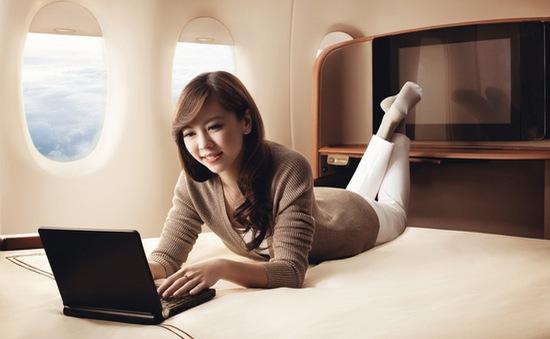 Khoang hạng nhất của các hãng hàng không nổi tiếng có gì đặc biệt?