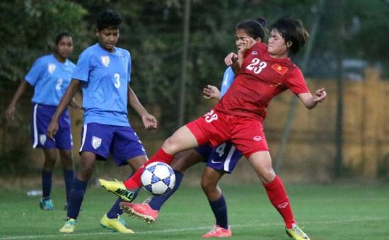 Bảng D - VL U19 nữ châu Á 2017: Việt Nam giành trọn 3 điểm trận mở màn