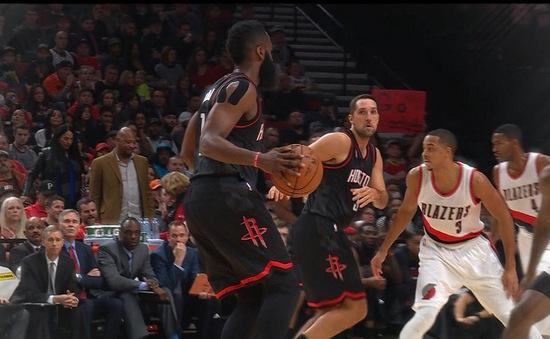 Houston Rockets đấu kịch tính, thắng ngoạn mục