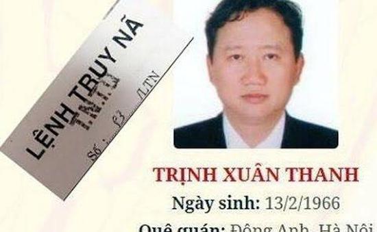 Quốc tế cam kết phối hợp truy nã Trịnh Xuân Thanh