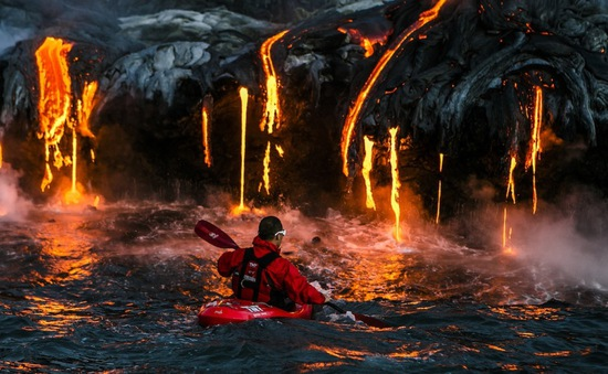 Những khoảnh khắc kỳ diệu của thiên nhiên không phải ai cũng có cơ hội thấy