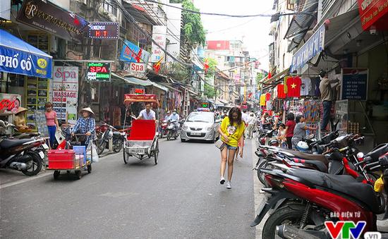 Không gian 9 tuyến phố đi bộ mới quanh phố cổ Hà Nội