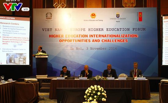 80 trường Đại học trong nước và quốc tế chia sẻ kinh nghiệm hội nhập