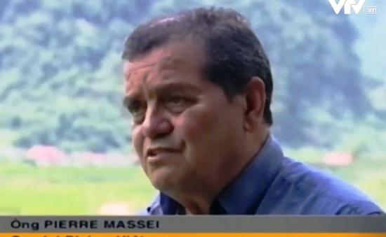 Pierre Massei, hành trình về quê mẹ