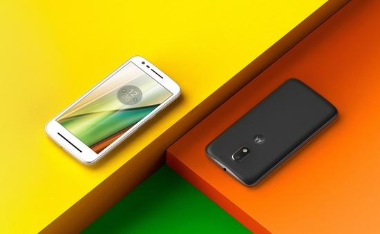 Motorola Moto E3 ra mắt với giá 132 USD