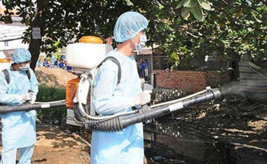 Xuất cấp miễn phí hóa chất sát trùng phòng chống dịch bệnh