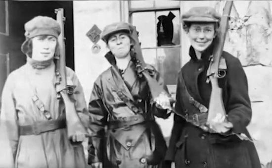 Triển lãm về phụ nữ Ireland trong cách mạng tại Hà Nội