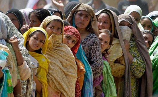Pakistan thông qua đạo luật bảo vệ phụ nữ trước nạn bạo hành