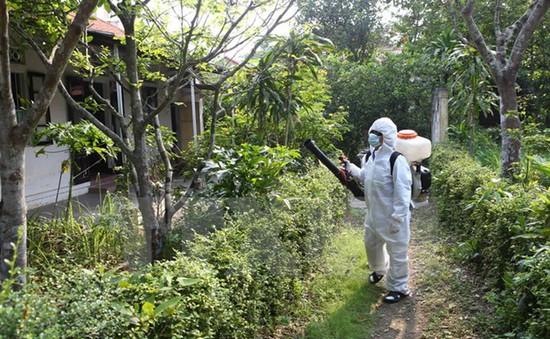 Bộ Y tế lấy mẫu phòng virus Zika