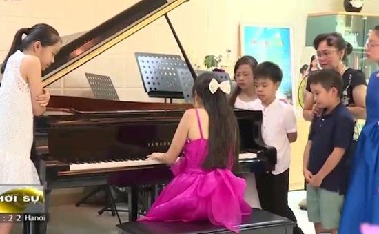 Việt Nam giành 25 giải thưởng tại hai cuộc thi Piano quốc tế